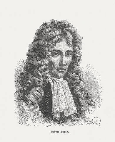 Nació Robert Boyle