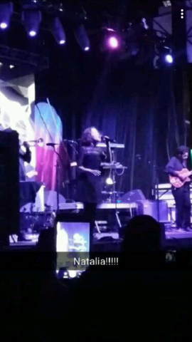 The Day I Met Natalia Lafourcade (Singer)