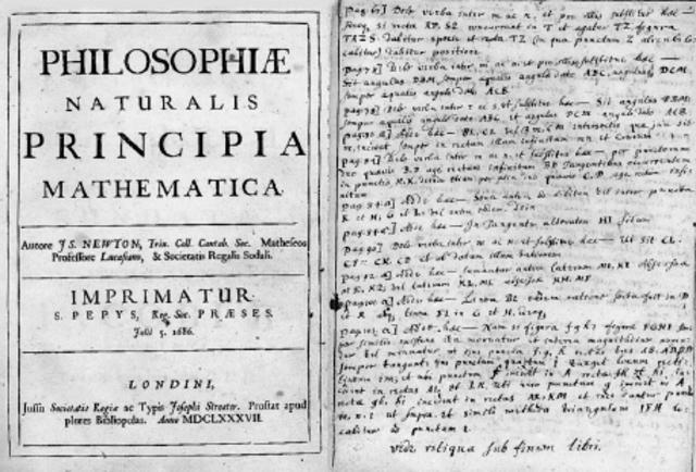 """Borelli murió; el libro resultante titulado """"De Motu Animatium (sobre el mov de los animales)"""