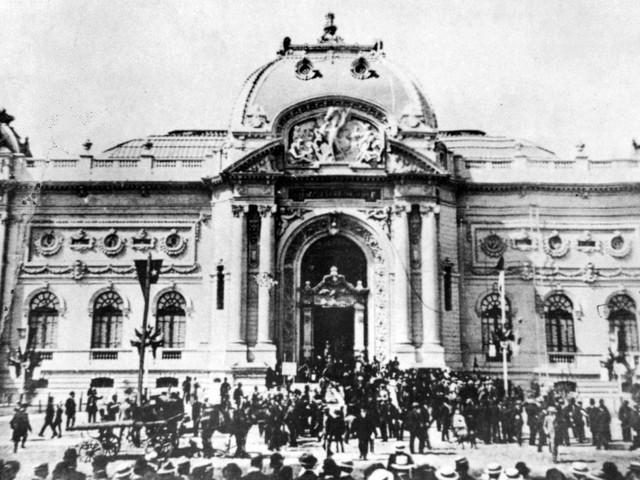 Inauguran Museo de Historia Natural