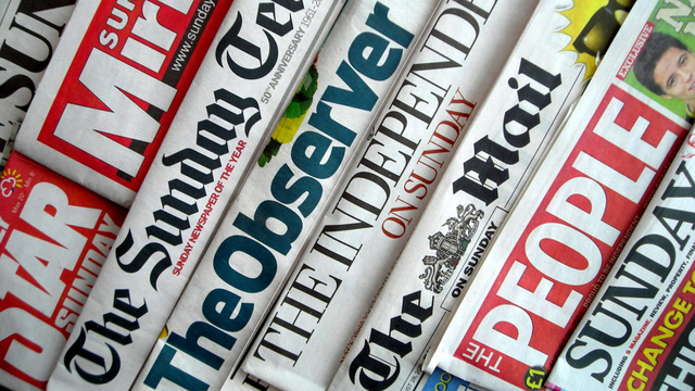 On Newspapers