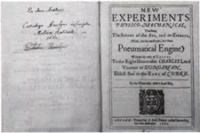 Año en que se publica Origin of Forms and Qualities de Boyle.