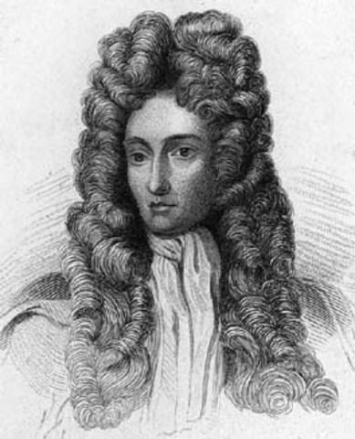 Fallecimiento de Robert Boyle.