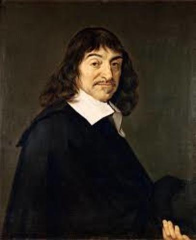 Nace Rene Descartes en La Haya, Bretana.