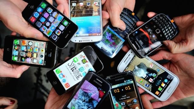 On Cellphones