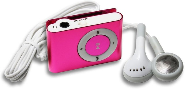 On MP3 Player
