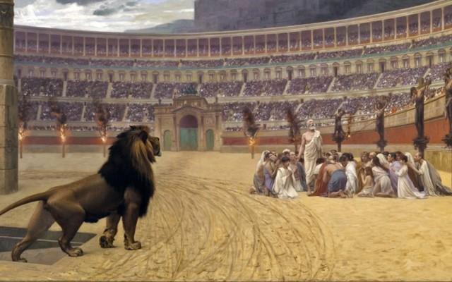 """La persecución de Diocleciano, la """"Gran Persecución"""""""