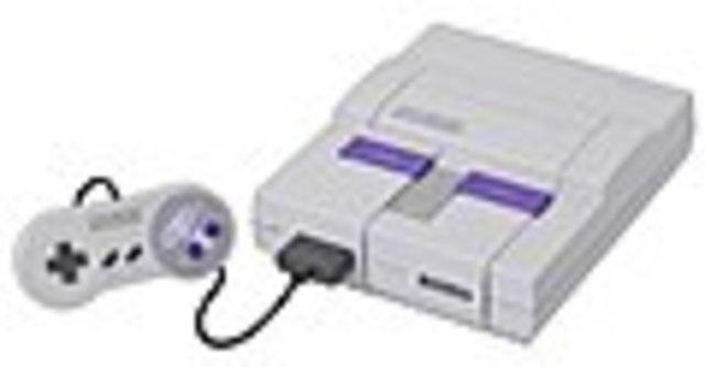 Super Nintendo Entertainment System(Super NES)