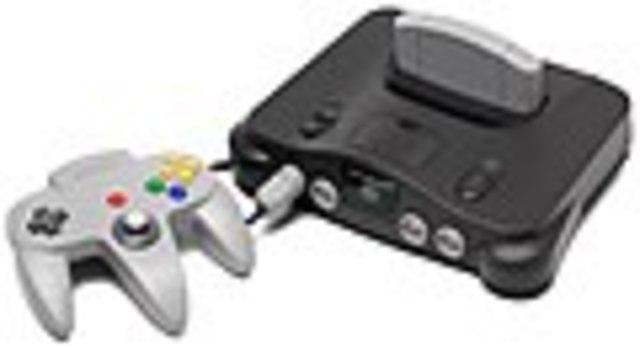 Nintendo 64(N64)