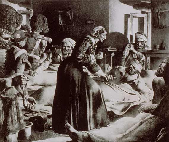 Inicio de la enfermeria