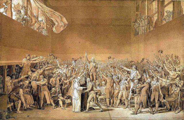 disolución de la asamblea constituyente