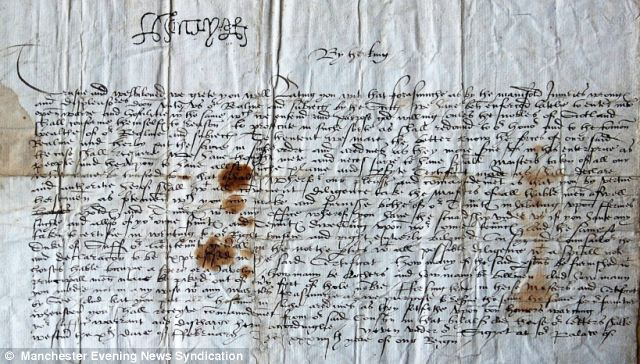 Jane Seymour's Letter to King Henry VIII is Found