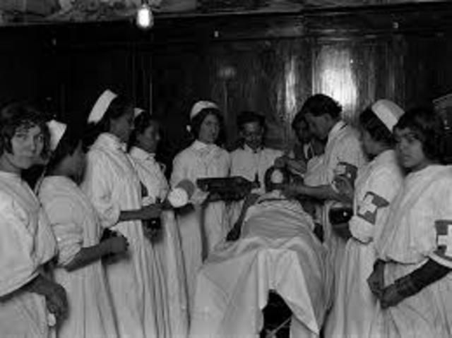 Surgimiento de las enfermeras parteras