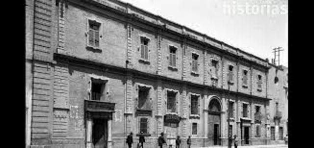 Se fundo el primer Hospital Escuela en la Cuidad de Mexico