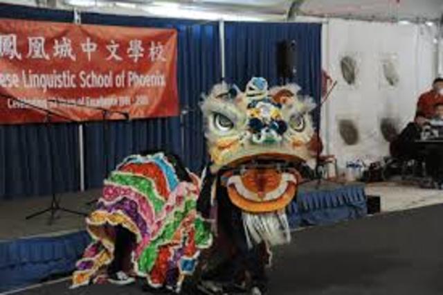 Yo Empecé Ir A Una Escuela de China