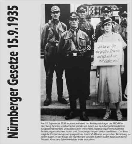 Nürnberger Rassengesetze