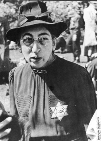 Alle Juden müssen Judenstern tragen