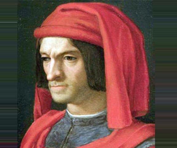 Lorenzo de' Medici died