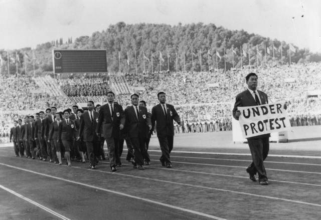 1956 Summer Olympic Boycotts