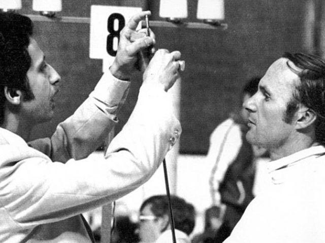 1976 Summer Olympics Fencing