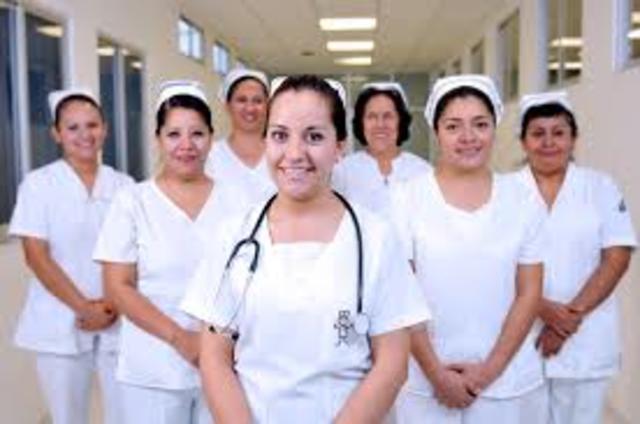 Personal de enfermeria