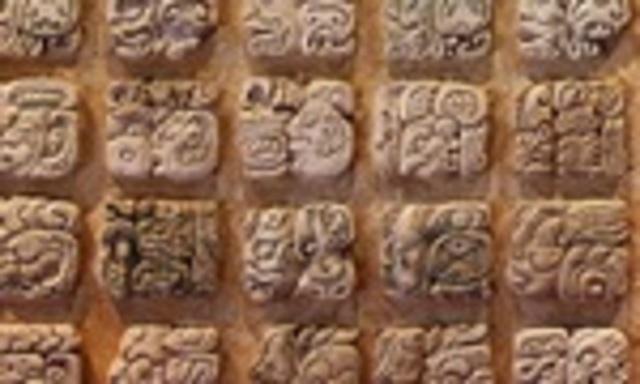 ESCRITURA MAYA primeras inscripciones