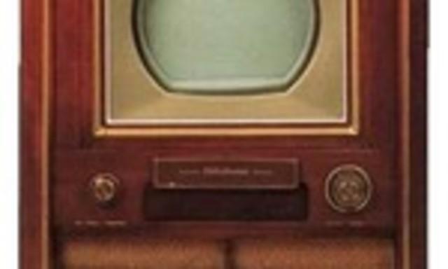 TELEVISIÓN- PRIMER TELEVISOR