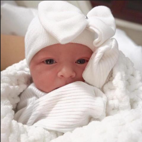 Mi hermana nació