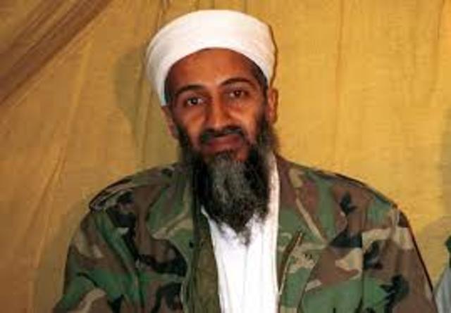 U.S. Navy SEALs Take Down Osama Bin Laden