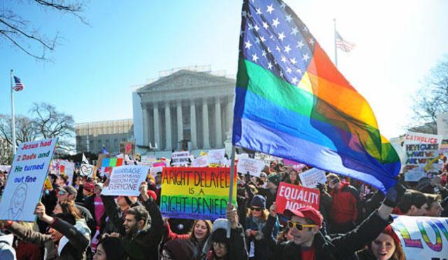 U.S. Supreme Court Allows Same-Sex Marriage