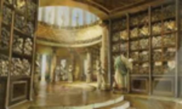 BIBLIOTECA DE UGARIT