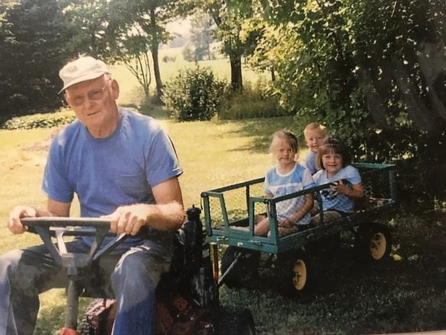 Grandpa Died
