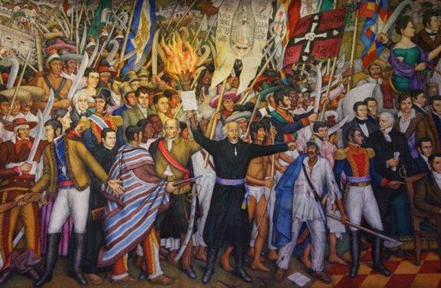 Inicio del movimiento de independencia