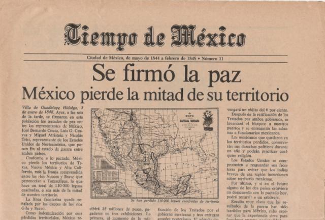 Tratado de Guadalupe-Hidalgo