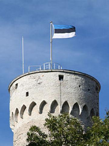 Eesti vabariigi väljakuulutamihne