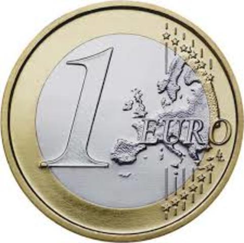 Eestis hakkati kasutama eurot