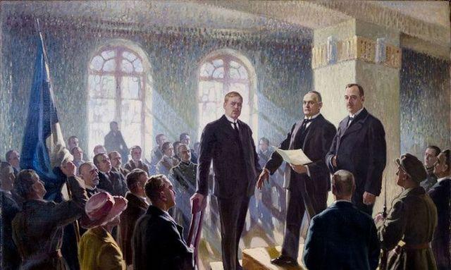1918 eesti iseseisvumis päev