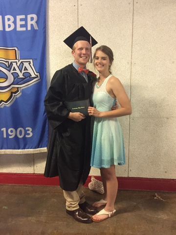 Harrison & Kru's High School Graduation