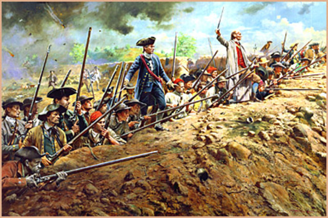 Battle at Bunker Hill