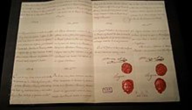 Tratados de San Ildefonso