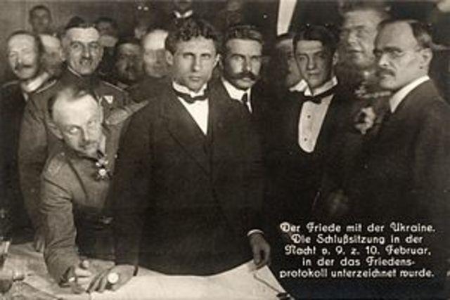 Tratao de Brest-Litovsk