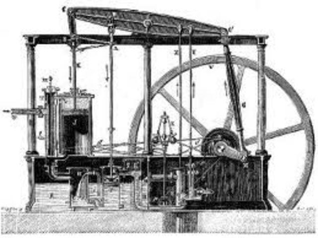 Máquina a Vapor (J.Watt)