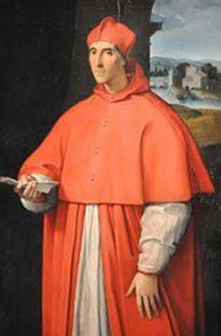cardinals(pre-reformation)