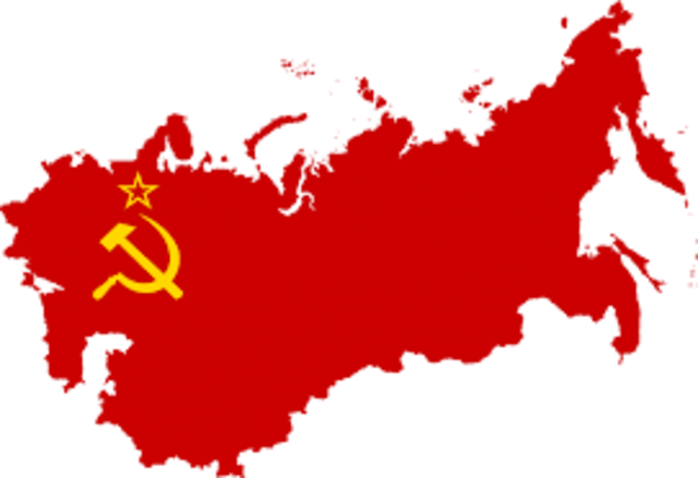 Creación de la Unión Soviética.