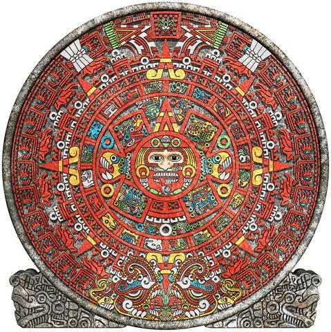 16.1: Maya Civilization: MODERN DAY EVENT: The 365 Calendar