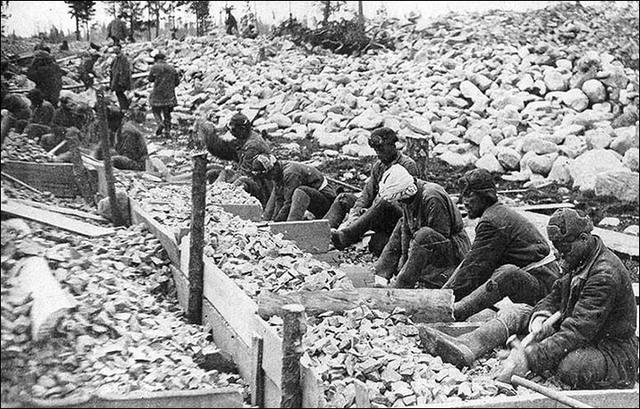 Gulags (URSS)