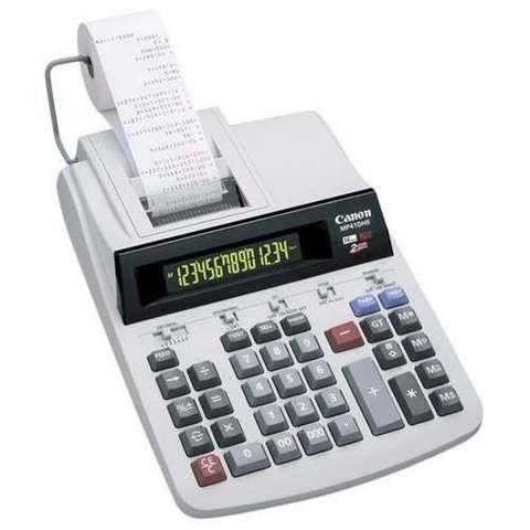 Calculadoras de escritorio