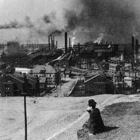 Desarrollo industrial sovético