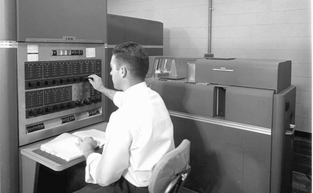 El IBM 650