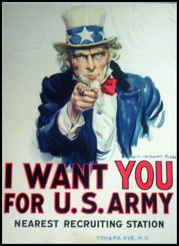 Estado Unidos entra en la guerra